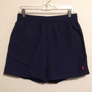 Polo by Ralph Lauren Men's Blue Swim Shorts M